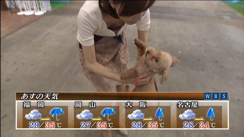 【放送事故エロ画像】テレビ放送中にタレントや女子アナが乳首が見えそうになってるんだがwwww 62