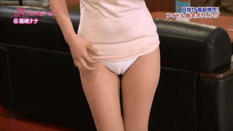 【放送事故マンスジ画像】テレビ放送中にマンスジが映ってしまったタレントやアスリートのハプニングwwww 35