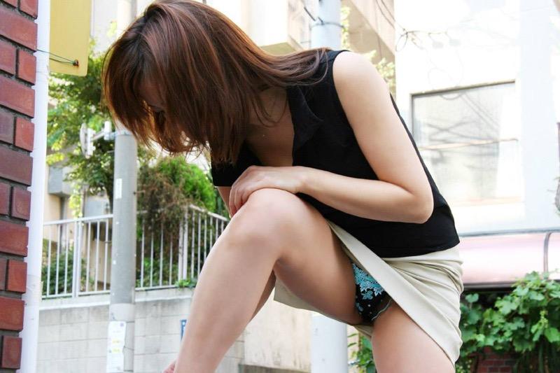 【パンストエロ画像】美脚や美尻にピッタリフィットしているパンティストッキングのフェチ画像 75