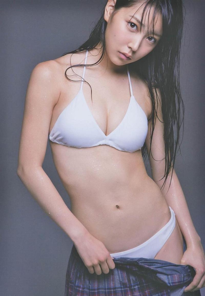 【白間美瑠グラビア画像】グラドルにも負けない綺麗でエッチな美乳ボディのNMB48アイドル! 22