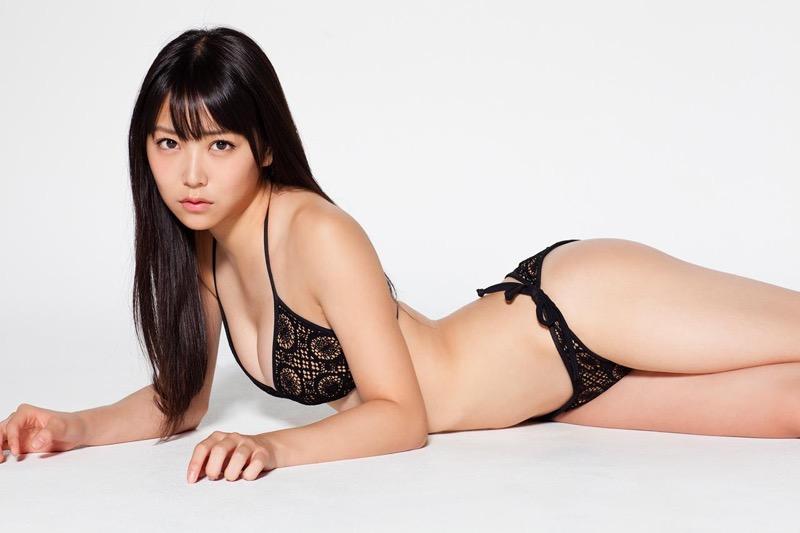 【白間美瑠グラビア画像】グラドルにも負けない綺麗でエッチな美乳ボディのNMB48アイドル! 79
