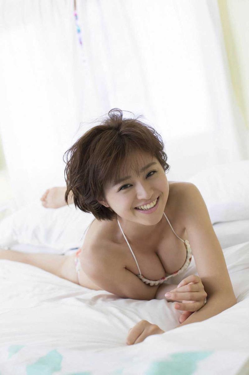 【鈴木ちなみビキニ画像】美人ファッションモデルのグラドルにも負けないセクシーなエロ水着姿 55