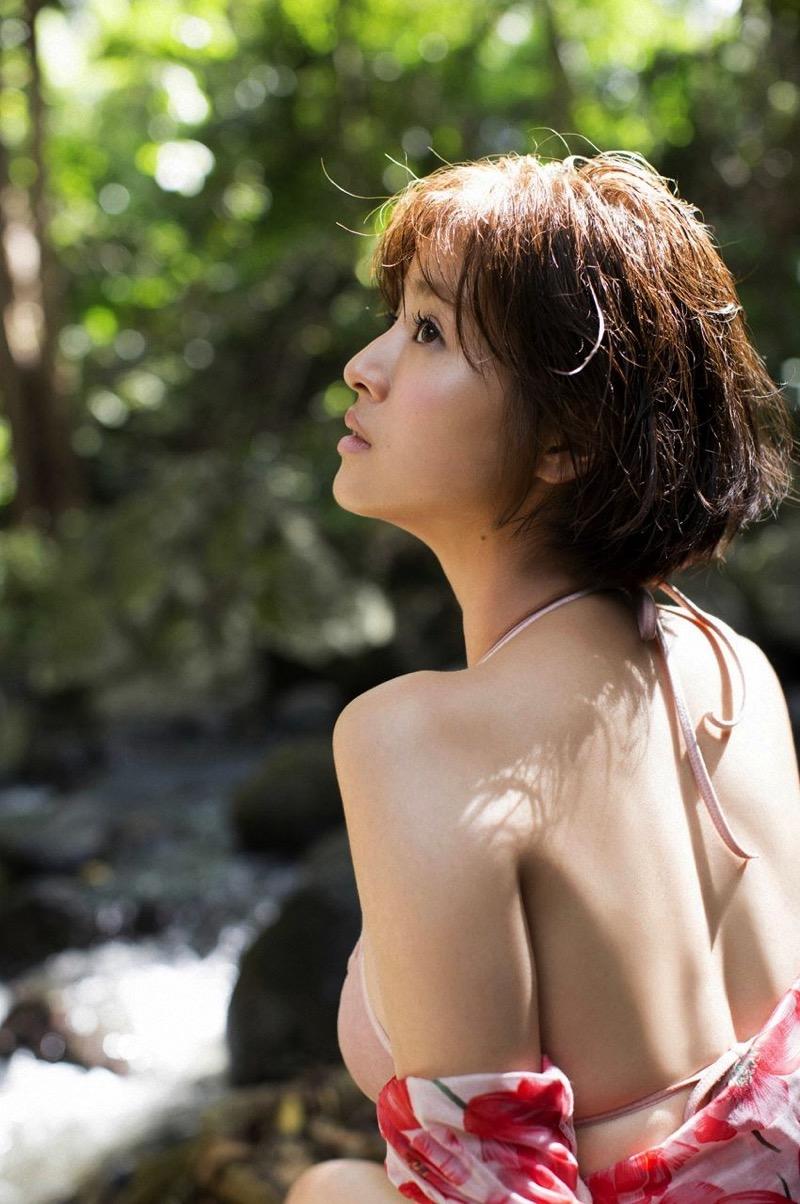 【鈴木ちなみビキニ画像】美人ファッションモデルのグラドルにも負けないセクシーなエロ水着姿 60