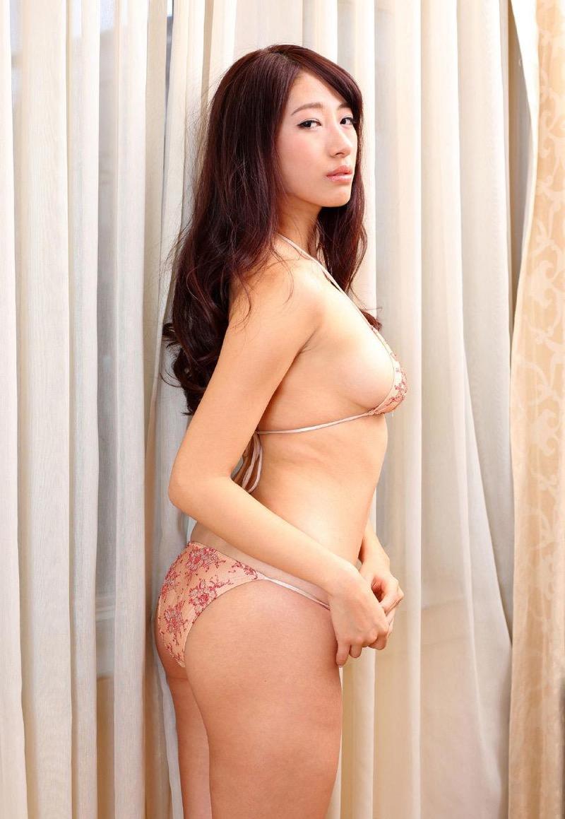 【染谷有香グラビア画像】処女である事を公言してしまったGカップ巨乳のグラビアアイドルwwww 34