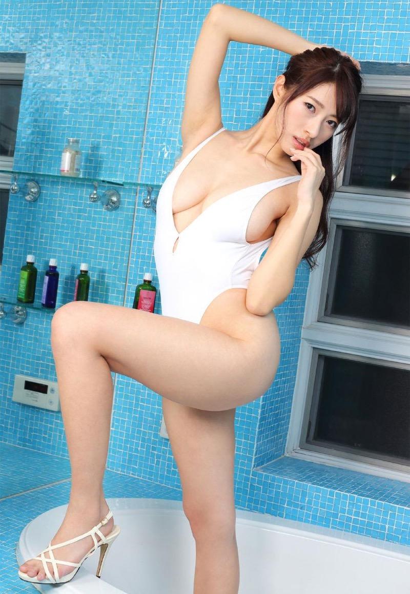 【染谷有香グラビア画像】処女である事を公言してしまったGカップ巨乳のグラビアアイドルwwww 35