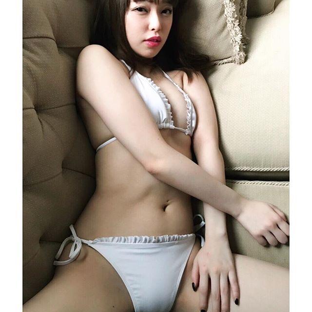【開坂映美エロ画像】ファーストDVDを発売して今後の活躍が期待されるグラドルの可愛い自撮り! 36