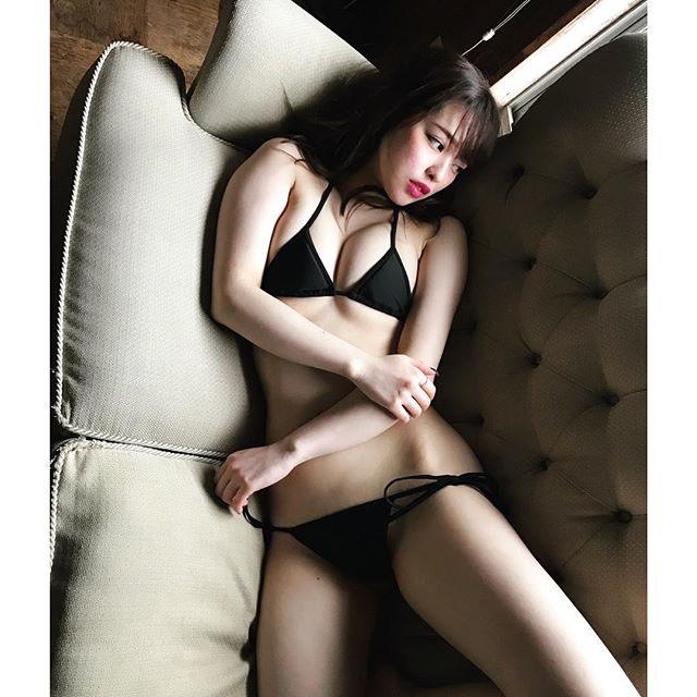 【開坂映美エロ画像】ファーストDVDを発売して今後の活躍が期待されるグラドルの可愛い自撮り! 52