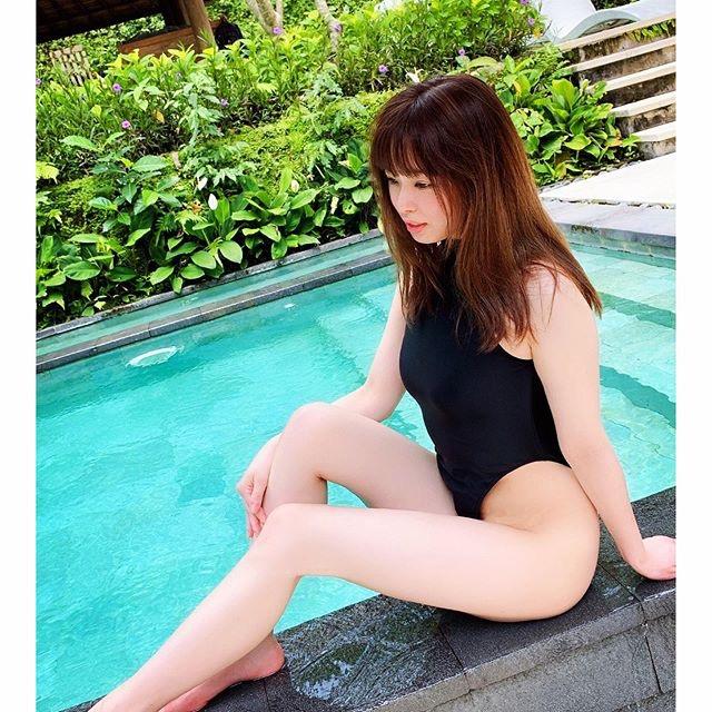 【開坂映美エロ画像】ファーストDVDを発売して今後の活躍が期待されるグラドルの可愛い自撮り! 77