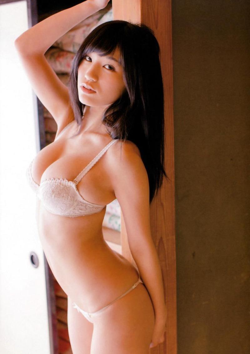 【高崎聖子グラビア画像】スタイル抜群なGカップメリハリボディが激シコい巨乳グラドル! 58