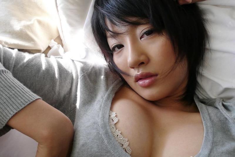 【多田あさみグラビア画像】Fカップ美女が開脚しまくってるんだけどマンコを見て欲しいのかなwwww 64