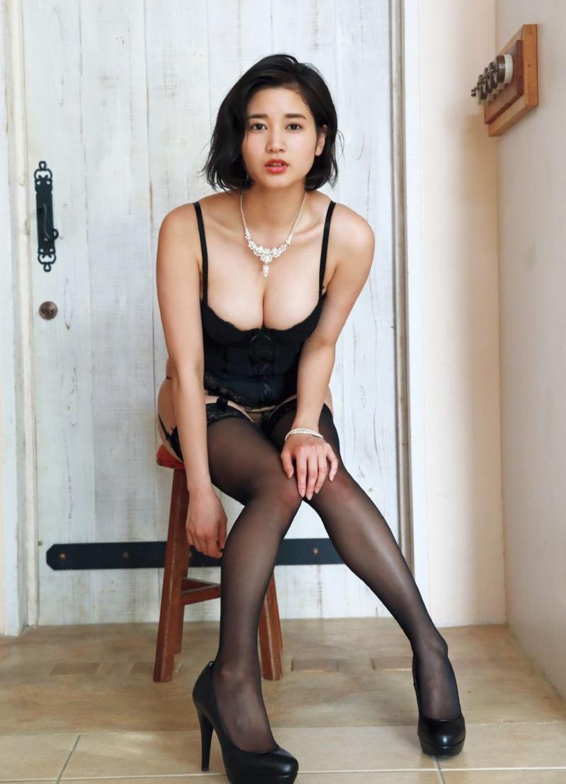 【出口亜梨沙グラビア画像】Gカップの巨乳過ぎるレポーターとして注目を浴びたグラビアアイドル 59