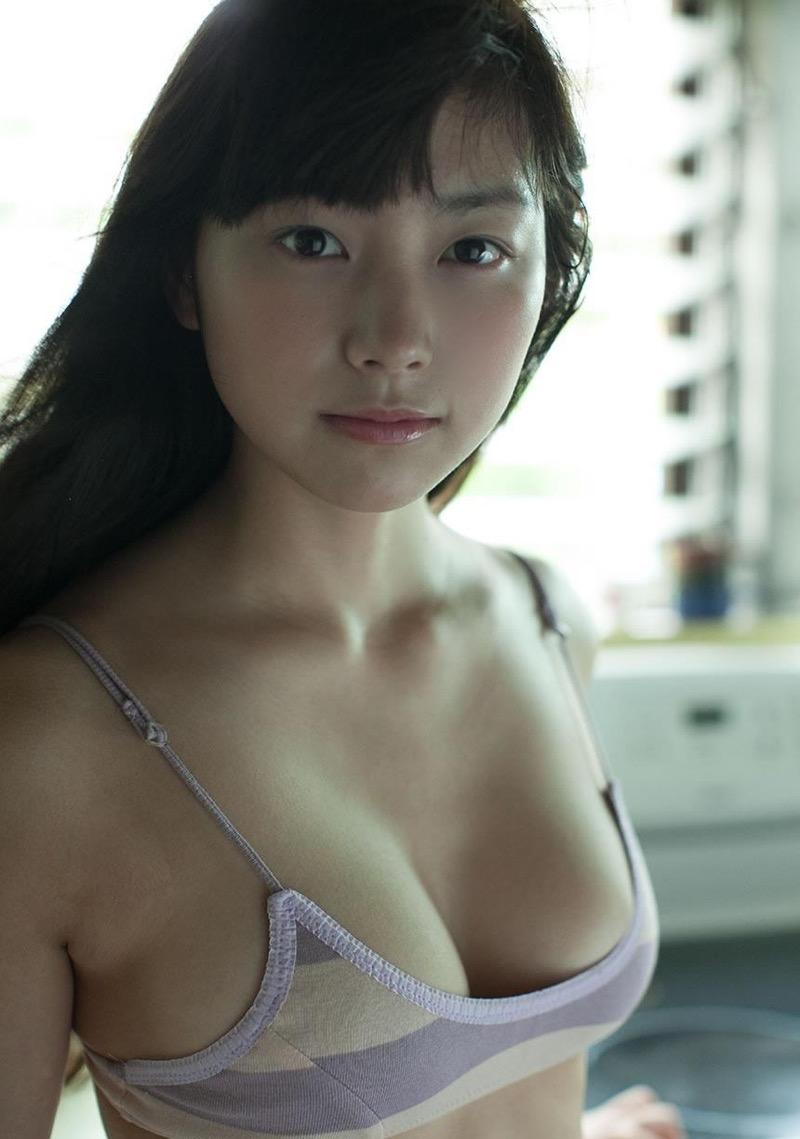 【時田愛梨エロ画像】寄せた谷間にチンコをツッコんでパイズリさせたくなるGカップ巨乳グラドル 49