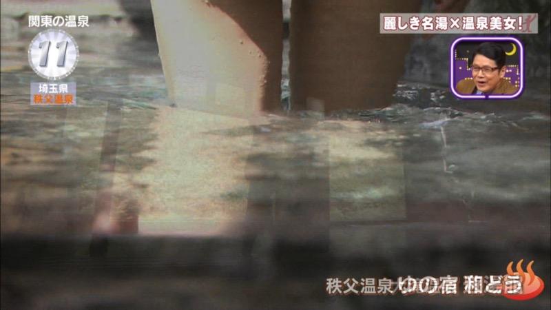 【温泉キャプ画像】アド街ック天国とかいう温泉や海で露出サービスしまくるエロ番組wwww 24