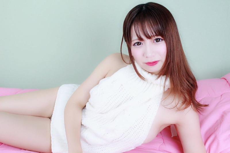【桜りんエロ画像】ベビーフェイスにFカップ巨乳のギャップあるエロボディで大人気売出し中のグラドル! 94