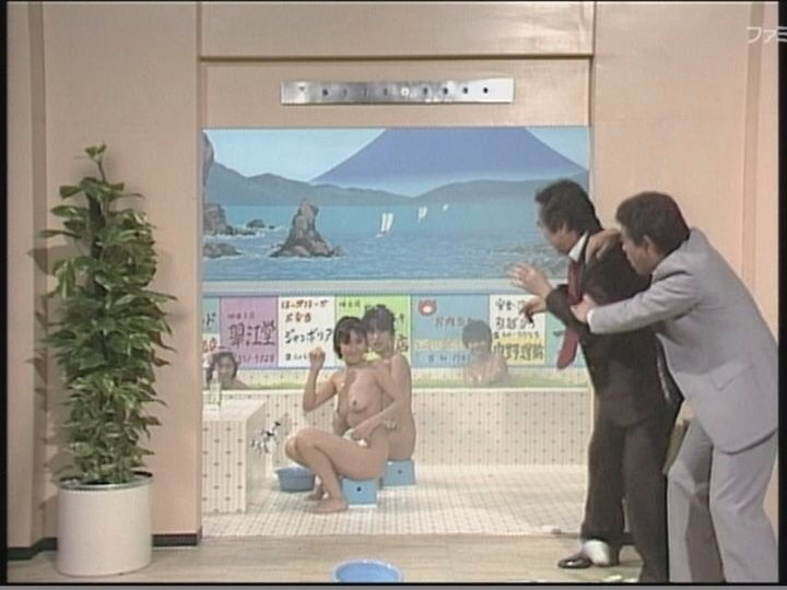 【お宝エロ画像】巨乳グラドルが大好きな志村けんが冠番組にお気に入りを出演させてヤリたい放題wwww 26