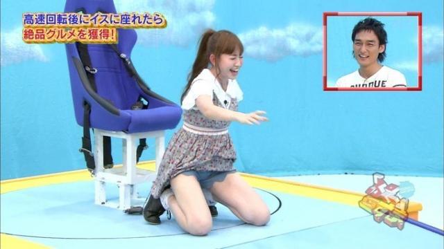 【AKB48放送事故画像】アイドルっていつでもどこでもエロいハプニングを期待されて大変だなぁw 20