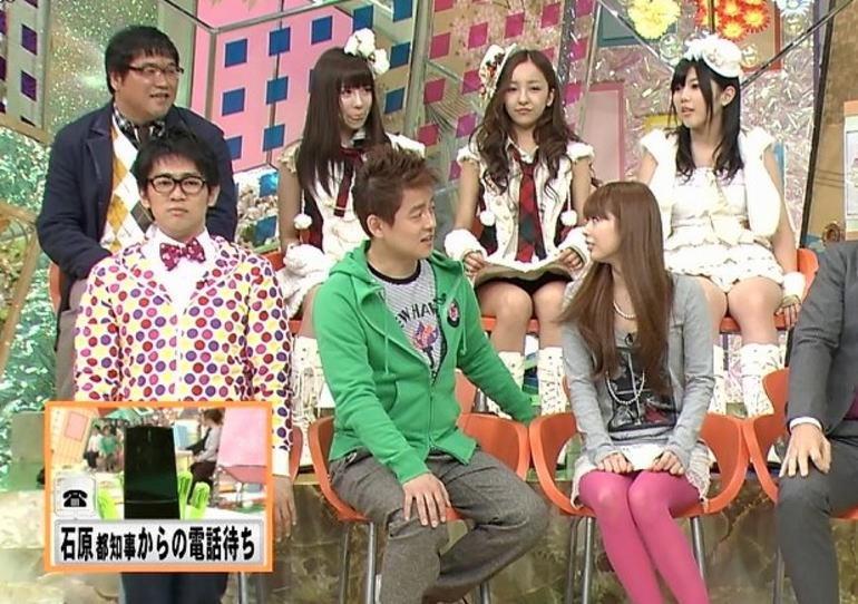 【AKB48放送事故画像】アイドルっていつでもどこでもエロいハプニングを期待されて大変だなぁw 23