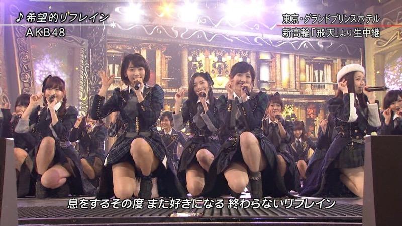 【AKB48放送事故画像】アイドルっていつでもどこでもエロいハプニングを期待されて大変だなぁw 34