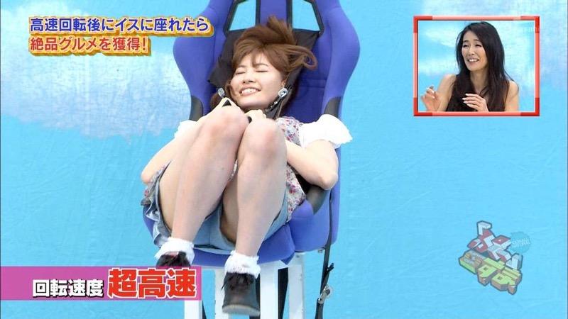【AKB48放送事故画像】アイドルっていつでもどこでもエロいハプニングを期待されて大変だなぁw 38