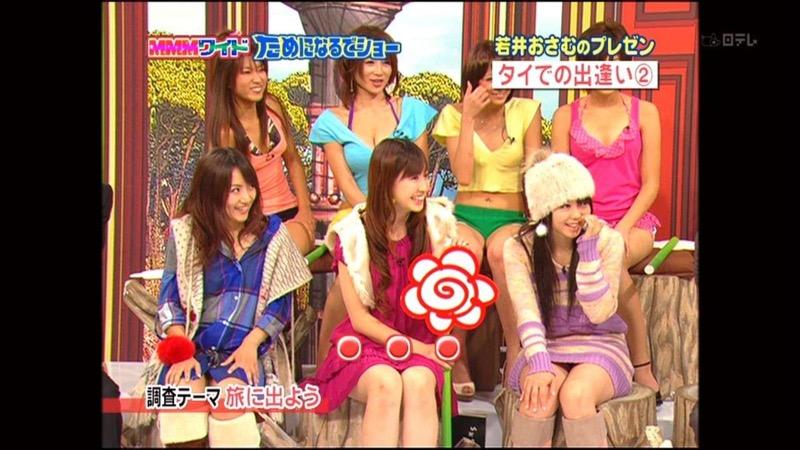 【AKB48放送事故画像】アイドルっていつでもどこでもエロいハプニングを期待されて大変だなぁw 41