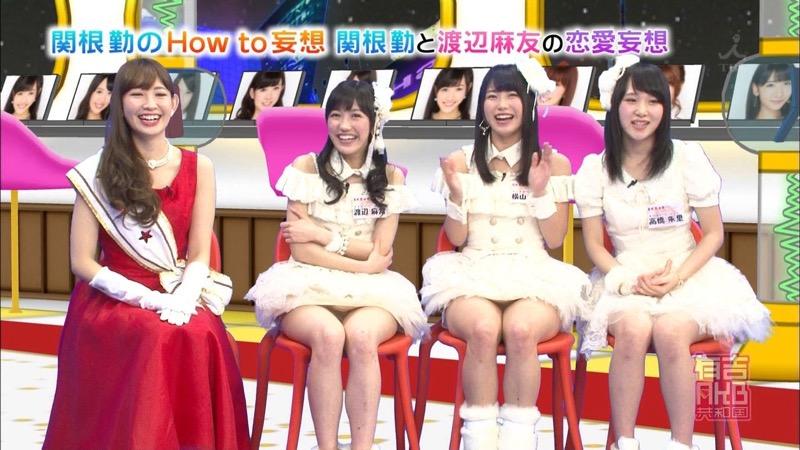 【AKB48放送事故画像】アイドルっていつでもどこでもエロいハプニングを期待されて大変だなぁw 44