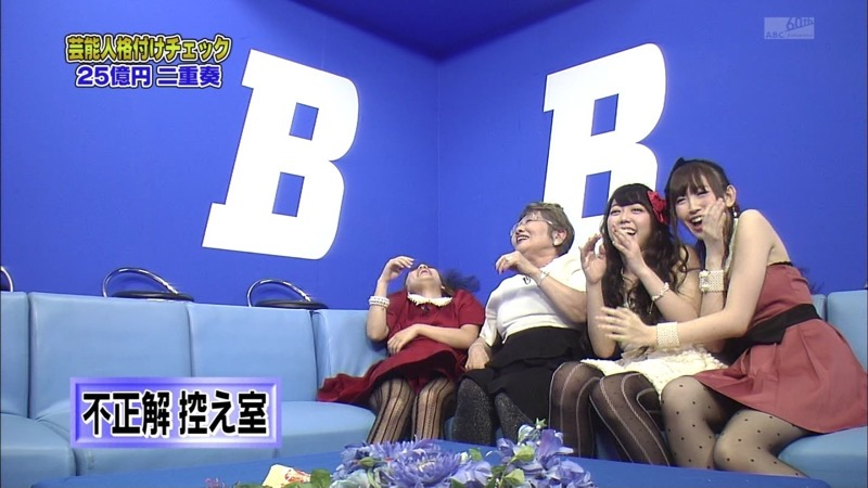 【AKB48放送事故画像】アイドルっていつでもどこでもエロいハプニングを期待されて大変だなぁw 47