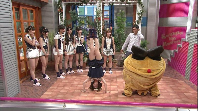 【AKB48放送事故画像】アイドルっていつでもどこでもエロいハプニングを期待されて大変だなぁw 59