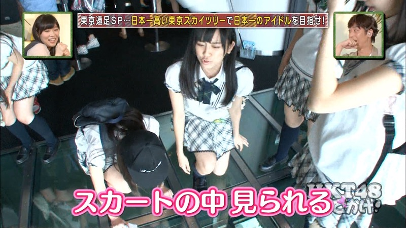 【AKB48放送事故画像】アイドルっていつでもどこでもエロいハプニングを期待されて大変だなぁw 66