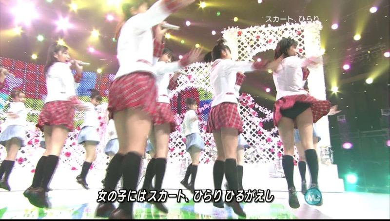 【AKB48放送事故画像】アイドルっていつでもどこでもエロいハプニングを期待されて大変だなぁw 73
