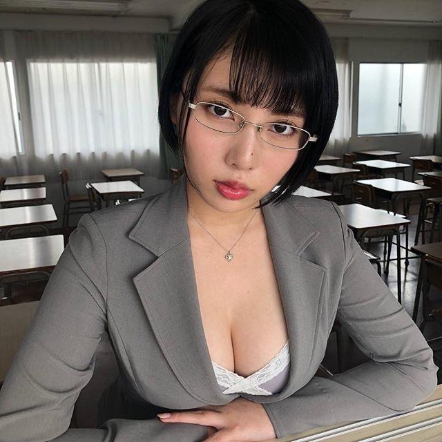 【安位薫エロ画像】自撮りが大好きなグラドルのムッチムチなHカップ爆乳ボディがめちゃシコい! 20