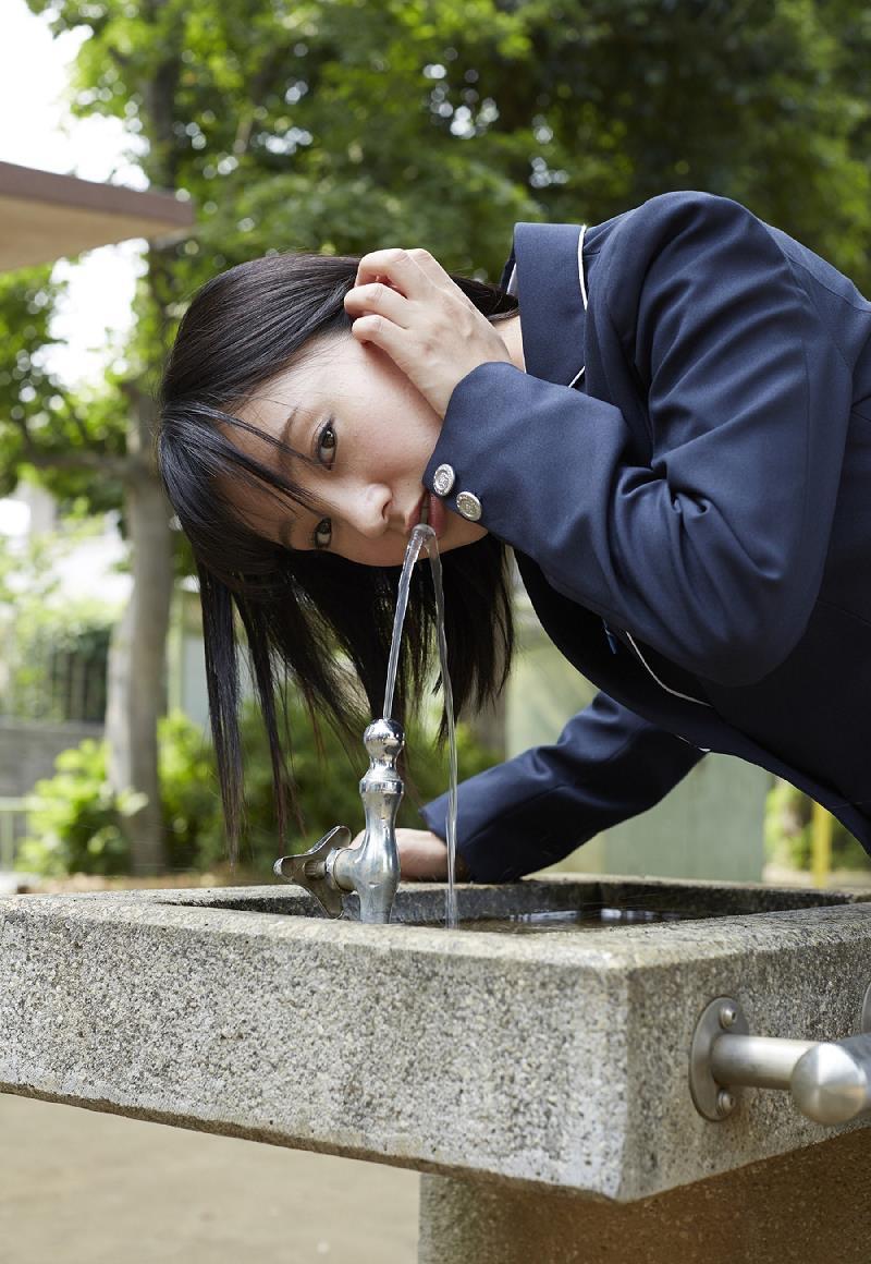 【西永彩奈エロ画像】Aカップ貧乳でもこんなにロリ可愛かったら全然問題ないしむしろイケるわwwww 21