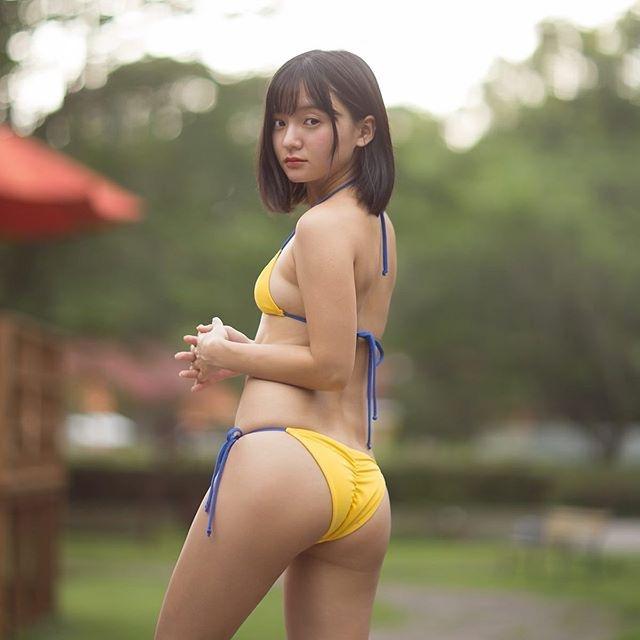 【西永彩奈エロ画像】Aカップ貧乳でもこんなにロリ可愛かったら全然問題ないしむしろイケるわwwww 89
