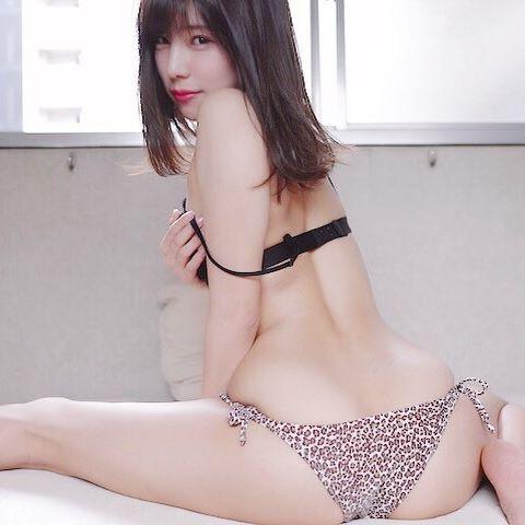 【夏本あさみエロ画像】アイドルから転身した美少女グラドルのスレンダーな軟体ボディがめちゃシコ! 25