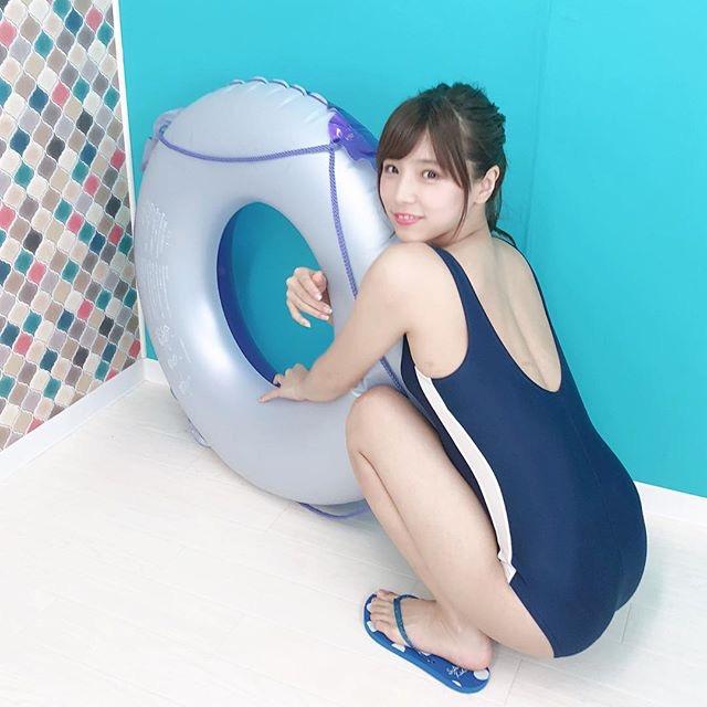 【夏本あさみエロ画像】アイドルから転身した美少女グラドルのスレンダーな軟体ボディがめちゃシコ! 42
