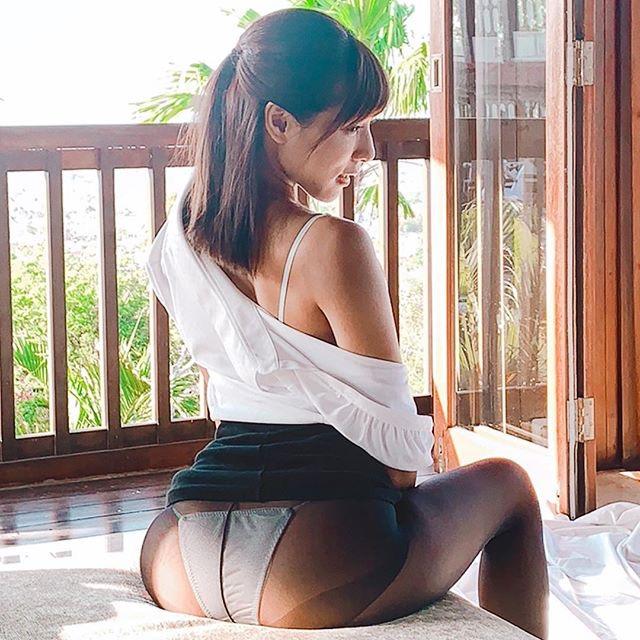 【夏本あさみエロ画像】アイドルから転身した美少女グラドルのスレンダーな軟体ボディがめちゃシコ! 46