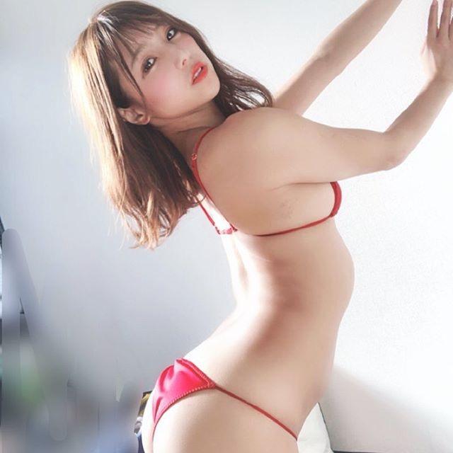 【夏本あさみエロ画像】アイドルから転身した美少女グラドルのスレンダーな軟体ボディがめちゃシコ! 65