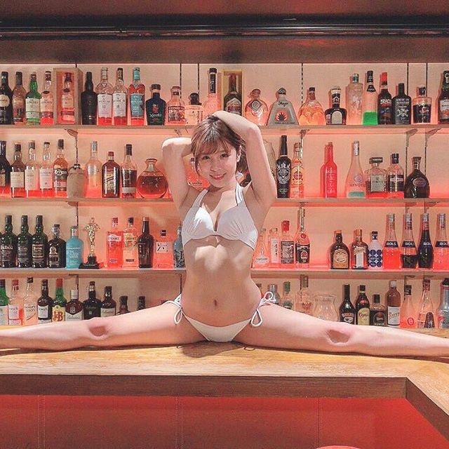 【夏本あさみエロ画像】アイドルから転身した美少女グラドルのスレンダーな軟体ボディがめちゃシコ! 76