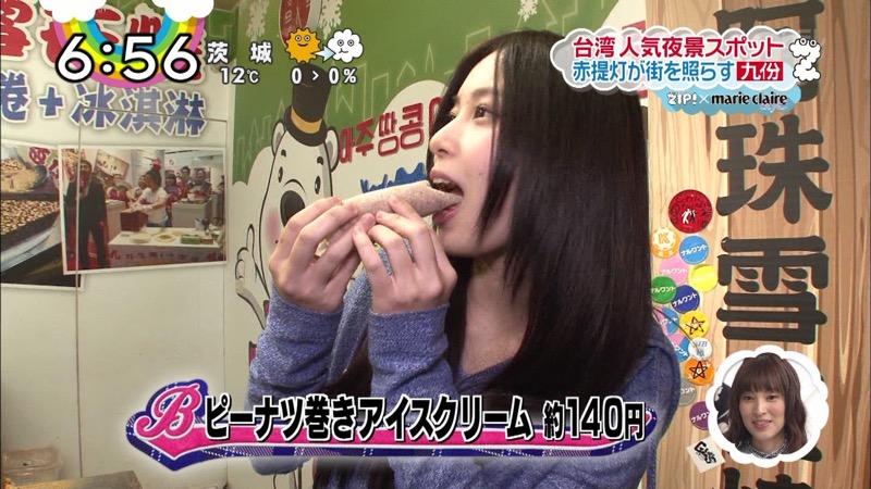 【放送事故フェラ画像】女子アナがテレビに映ってないところではこうやってチンポしゃぶってるのかなwwww 31