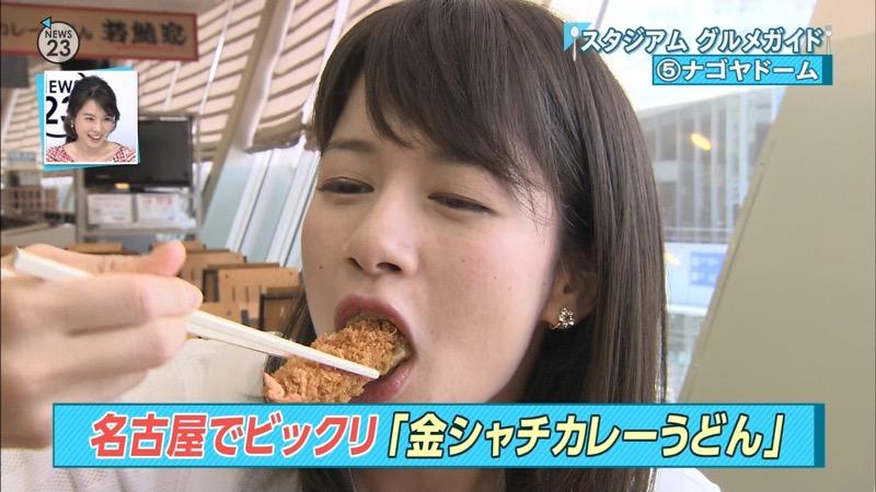 【放送事故フェラ画像】女子アナがテレビに映ってないところではこうやってチンポしゃぶってるのかなwwww 33