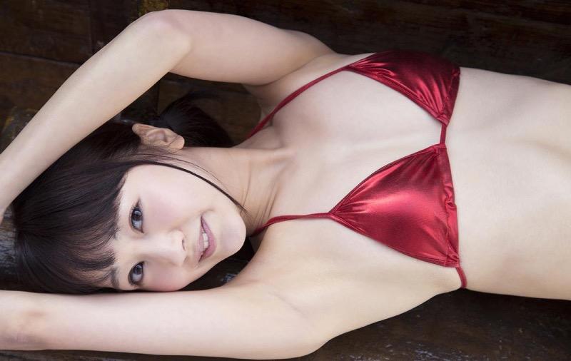 【浜田翔子グラビア画像】かつて姉妹でレースクイーンやグラドルとして活躍していたタレントがまさかの引退!? 74