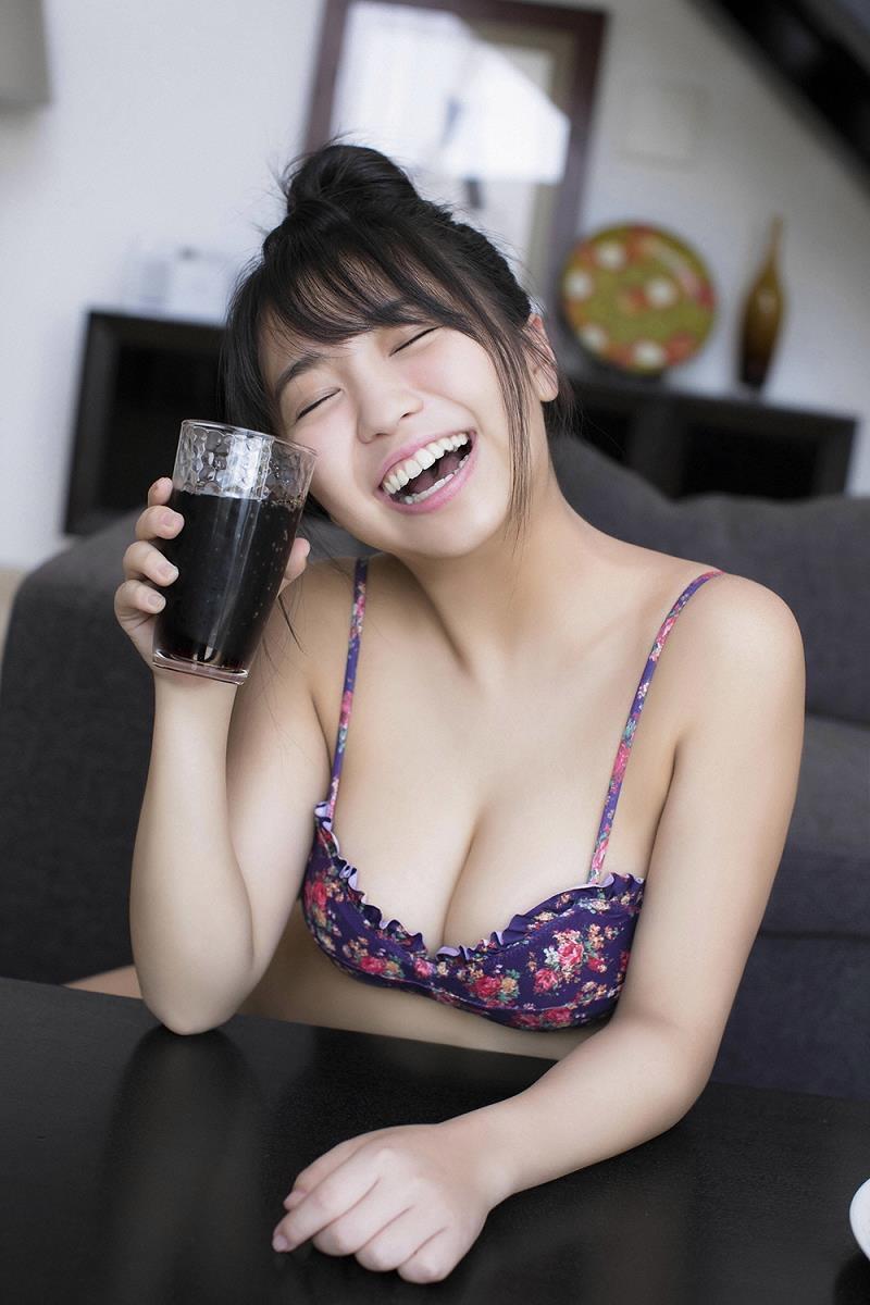 【大原優乃グラビア画像】まだ19歳で可愛くってFカップの巨乳ボディって最強過ぎるんだがwwww 16