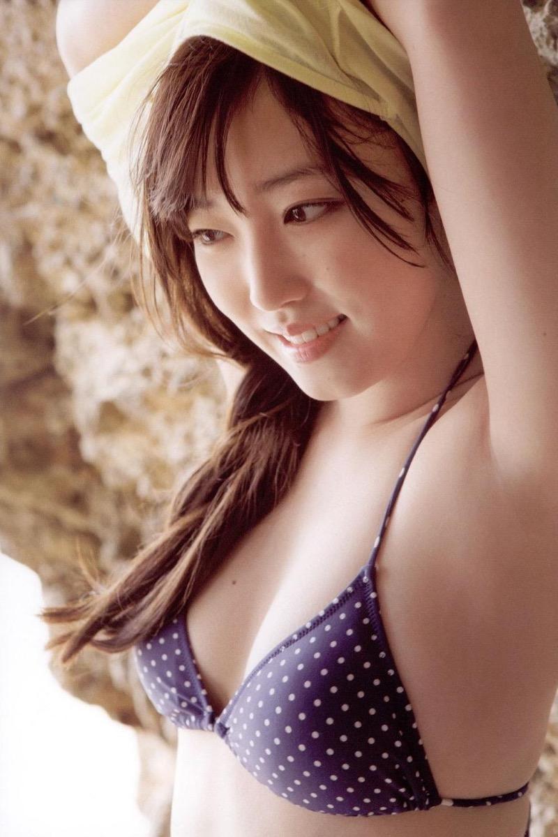 【譜久村聖グラビア画像】爽やかで時にセクシーなビキニ水着姿が眩しすぎるハロプロアイドル 68