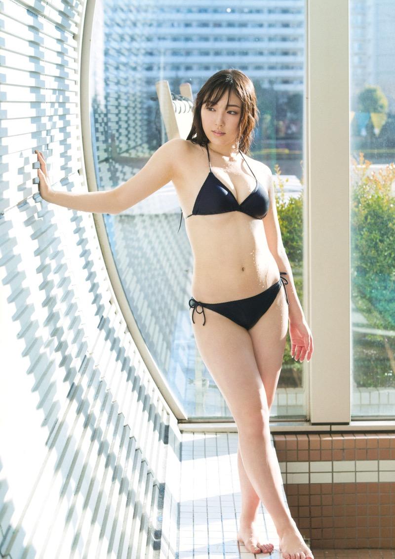 【譜久村聖グラビア画像】爽やかで時にセクシーなビキニ水着姿が眩しすぎるハロプロアイドル 72