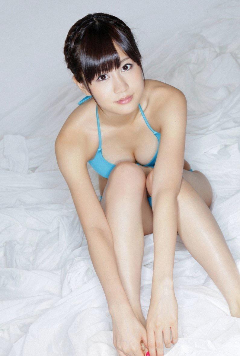 【前田敦子グラビア画像】女優業に意欲を見せている元AKB48アイドルが披露した現役時代の水着姿 53