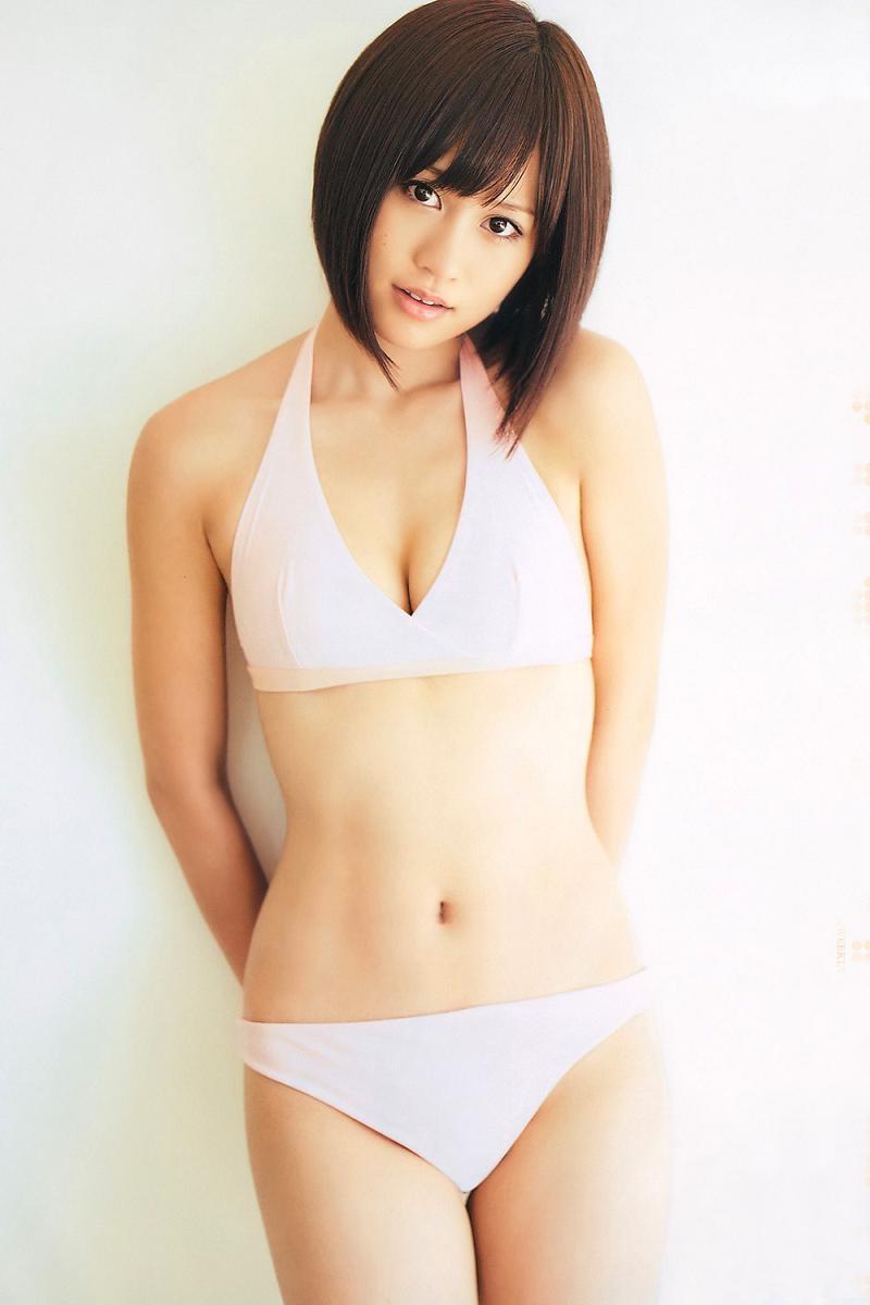 【前田敦子グラビア画像】女優業に意欲を見せている元AKB48アイドルが披露した現役時代の水着姿 59