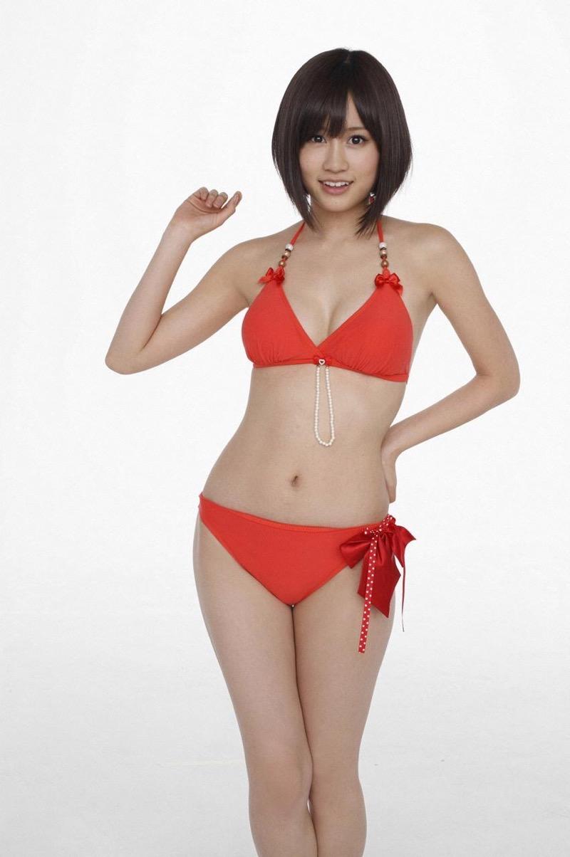 【前田敦子グラビア画像】女優業に意欲を見せている元AKB48アイドルが披露した現役時代の水着姿 65