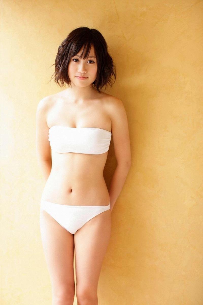 【前田敦子グラビア画像】女優業に意欲を見せている元AKB48アイドルが披露した現役時代の水着姿 70