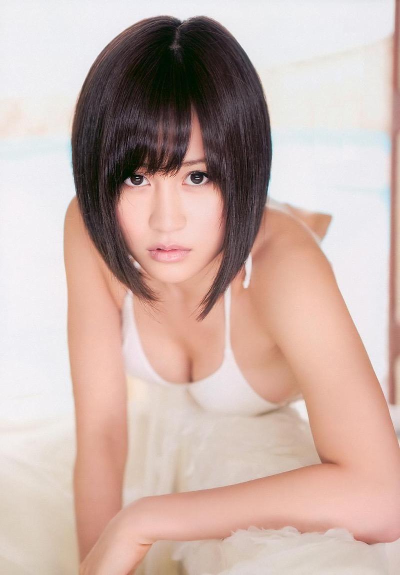 【前田敦子グラビア画像】女優業に意欲を見せている元AKB48アイドルが披露した現役時代の水着姿 74