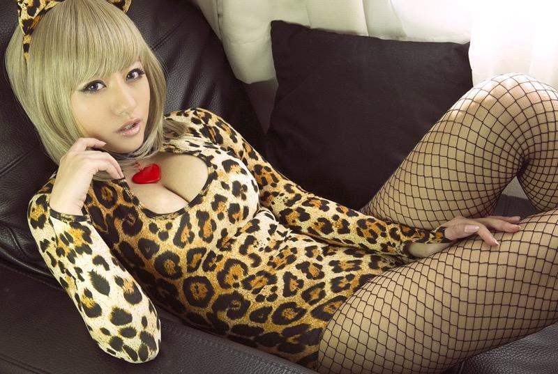 【ヴァネッサ・パンのエロ画像】セクシーでエロ可愛いコスプレがめちゃシコリティ高い台湾美女