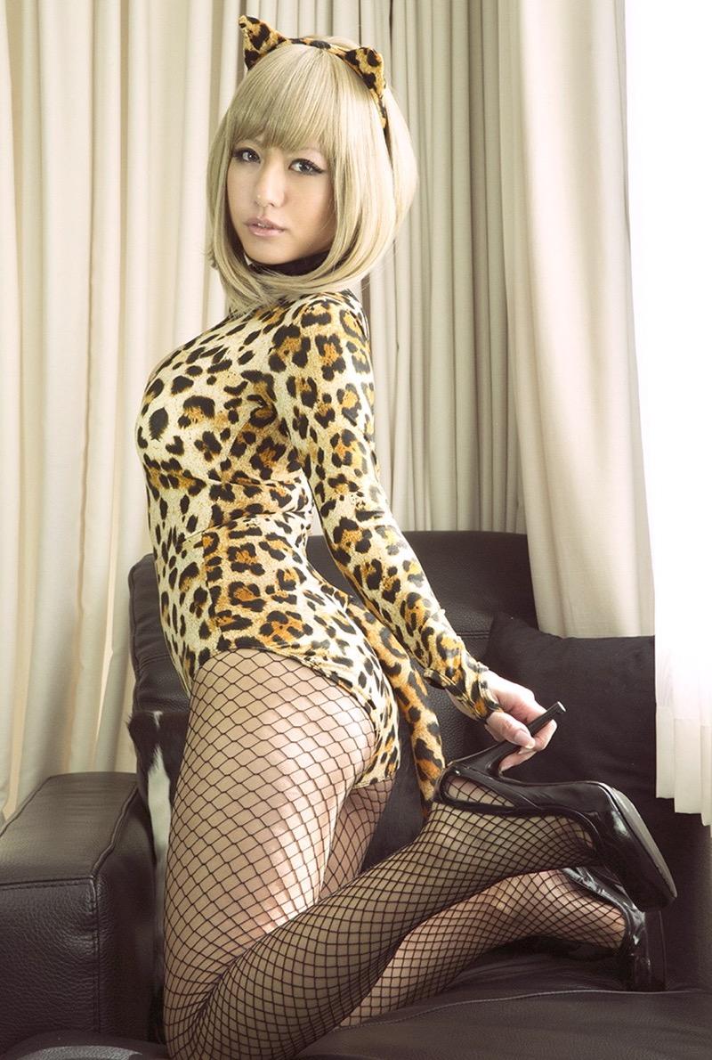 【ヴァネッサ・パンのエロ画像】セクシーでエロ可愛いコスプレがめちゃシコリティ高い台湾美女 36